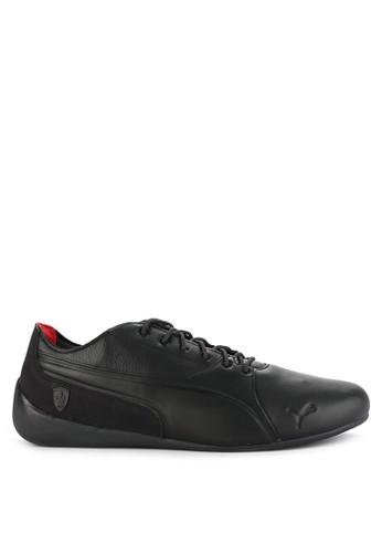 Puma black Sf Drift Cat 7 Ls Shoes 15934SH61D6B05GS_1