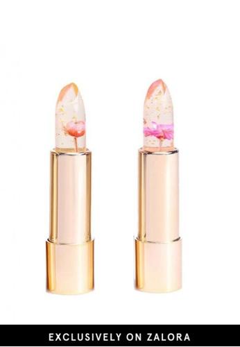 Kailijumei multi Kailijumei Lipstick- Flame Red + Barbie Doll Duo Set KA452BE29QNAMY_1