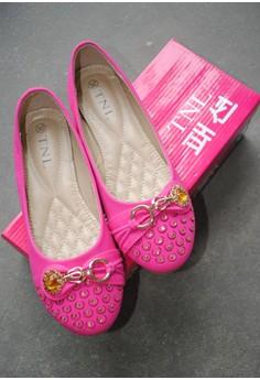 TNL Ashley Ballet Shoes (Pink)