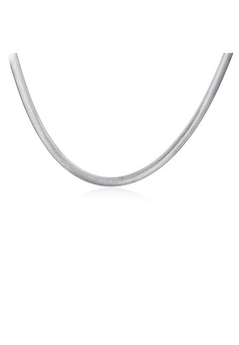 Tiaria white Tiaria Gold Plated Necklace Pendant Fashion SPCN193-24--K10 AEF8BAC8642CF4GS_1