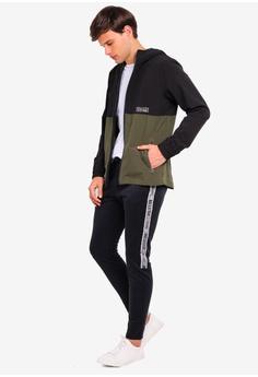 4daedb27e Hollister Tricot Tape Track Pants RM 249.00. Sizes XS S M L XL