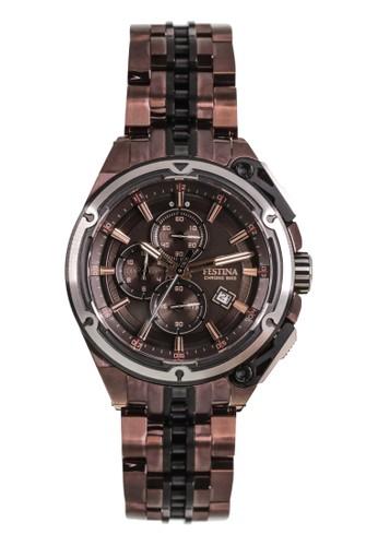 Festina brown Sporty Men's Watches FES F20203/1 6285EAC0C1E112GS_1
