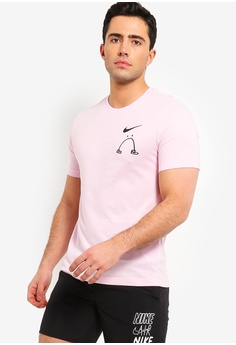 Nike pink As Men s Nike Dry Dfc Legs Tee 5A6C1AAD50D0B6GS 1 7a69b0bd3