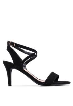6b7ab13ced8 Dorothy Perkins black Widefit Samia Heels F6908SHC5C88DDGS 1