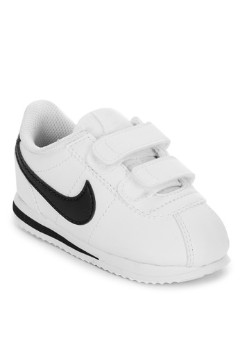Nike white Nike Cortez Basic SL (TDV) 59B68KS943D955GS_1