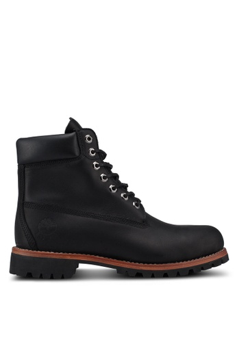 Timberland black Timberland Icon 6-Inch Heritage Boots 9EB0DSH8B3402AGS_1
