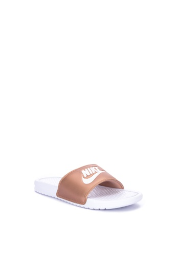 on sale 2fa36 4c02f Shop Nike Women s Nike Benassi