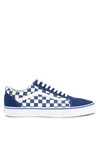 classic style of 2019 on sale purchase genuine Primary Check Old Skool Sneakers