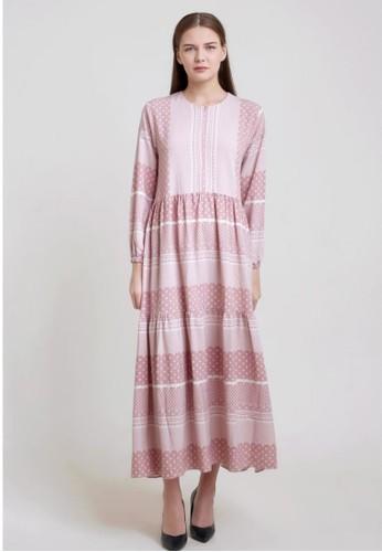 caco. pink mariam dress EB535AA3681A7CGS_1