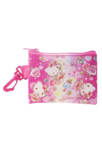 Hello Kitty pink Hello Kitty Shinning Perfume Coin Purse F88A2KCF04D5ADGS_1