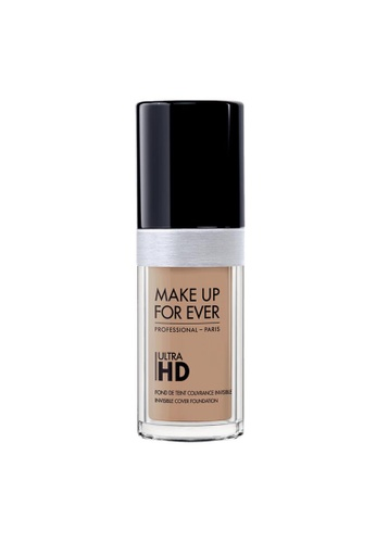MAKE UP FOR EVER beige ULTRA HD FOUNDATION - Fluid Foundation 30ML Y345 E6CBFBE6FCC83EGS_1