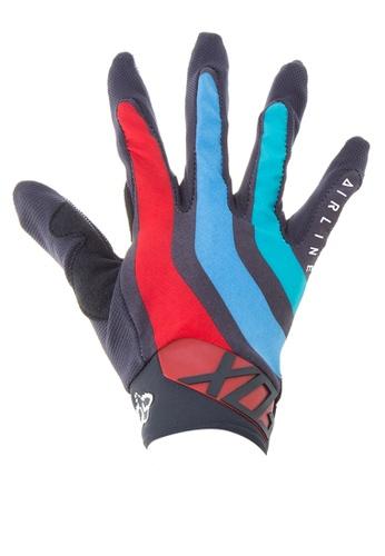 Fox Racing multi Airline Seca Gloves FO276AC0KABNPH_1
