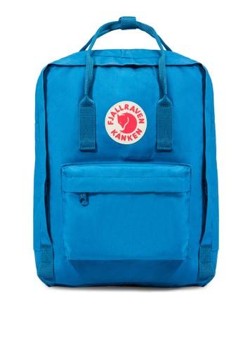 Fjallraven Kanken blue Lake Blue Kanken Classic Backpack FJ242AC97KOCID_1