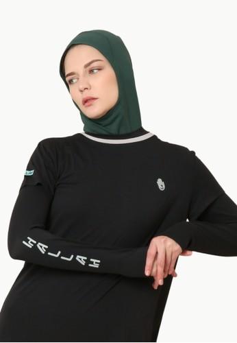 Hallah green Cula Hijab 8CC17AA5955264GS_1