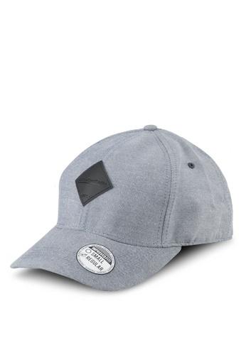 Penshoppe grey Baseball Cap E05E1AC54C8D8FGS_1