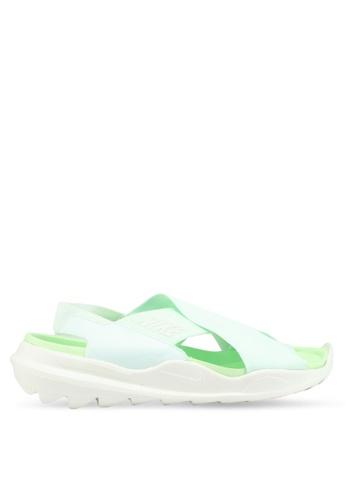 Nike green Women's Nike Praktisk Sandals 8F834SH9C22A1DGS_1