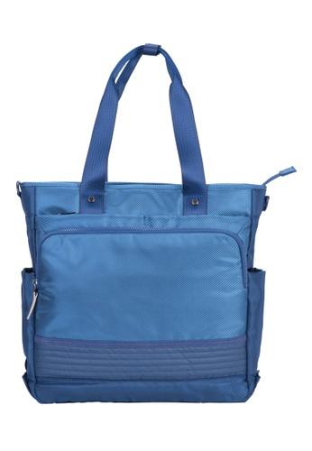 Caterpillar Bags & Travel Gear blue Revo Tote Bag CA540AC15IROHK_1