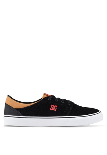 DC Shoes black Trase SD Shoes DA497SH208C689GS_1