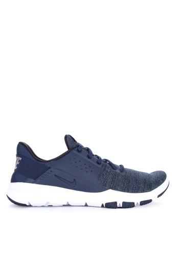 Nike blue Nike Flex Control 3 Shoes B49CCSH06ACB2BGS_1