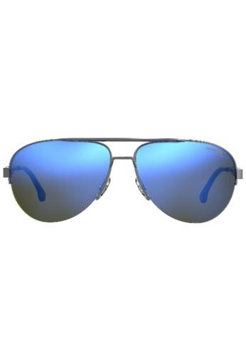 Carrera grey 8030/S Sunglasses BDC38GLCF91FF5GS_1