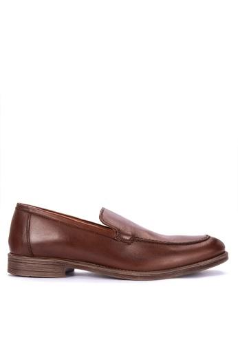 Mendrez brown Joven Formal Shoes 0C50ESH83A8FAFGS_1