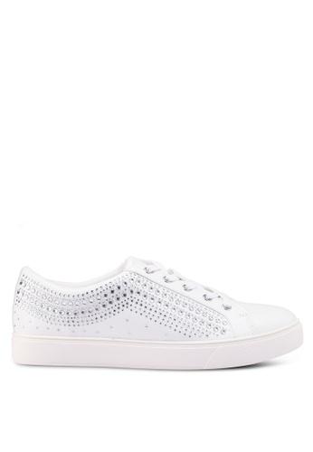 ALDO white Bizcassa Fashion Trainers E1C04SH4000309GS_1