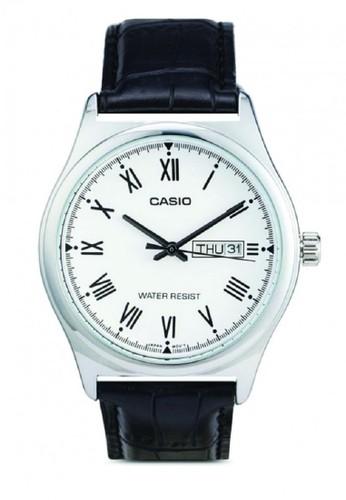 Casio black Casio Jam Tangan MTP-V006L-7BUDF Hitam 33F65ACDC1410BGS_1
