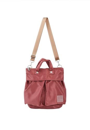 Twenty Eight Shoes Street Chic All Purpose Nylon Three-Way Bag JW PX-ATT0505 3E970ACA864FBFGS_1