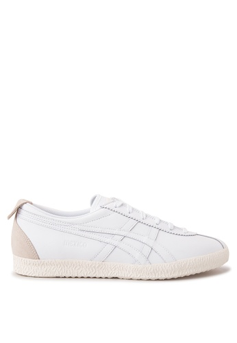 Onitsuka Tiger white Mexico Delegation Sneakers ON625SH24HTJPH_1