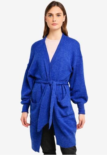 MbyM blue Walton Cardigan 1A0F6AA7121087GS_1
