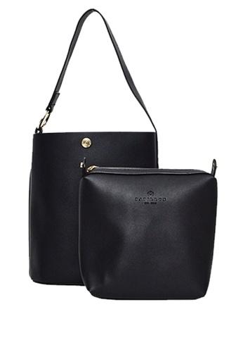Papillon Clutch black Calla Bucket Bag 91E64AC5E0F6ADGS_1