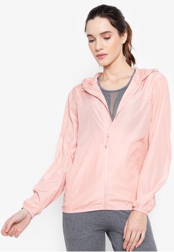 World Balance pink Parka Jacket 01 C1B94AAD7FA276GS_1