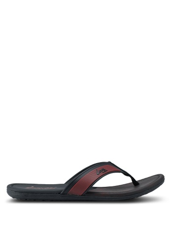 Louis Cuppers red Casual Slip On Sandals 7C606SH68C8CC0GS_1