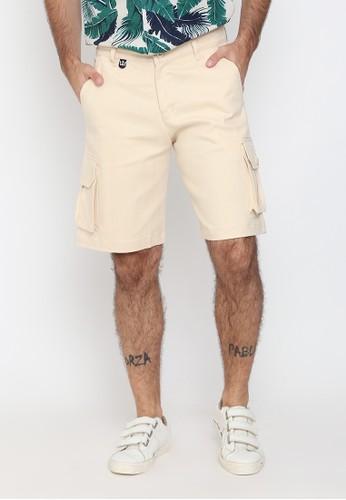 17seven Original beige Shortpants CARGO CREAM-O A45EDAAE8C3BD9GS_1