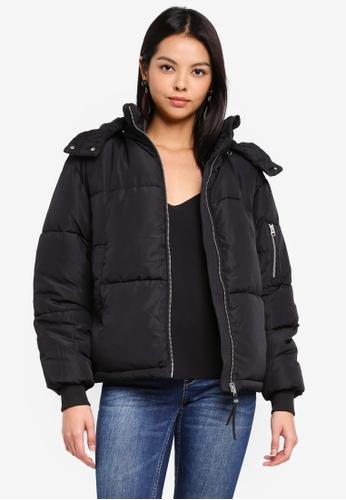 Vero Moda black Lumie Short Jacket 1735FAA11D41C2GS_1