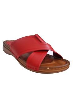 Floche Flat Sandals F16-85