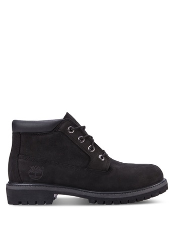 Timberland black Anti Fatigue Waterproof Chukka TI063SH78RMJMY_1