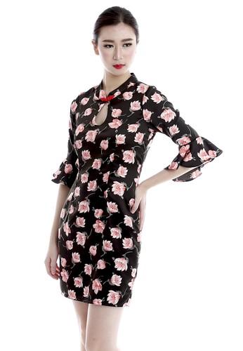 Jual Dhievine Batik Astamurti Mawar Dress Original