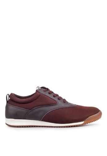 Navara brown Paxton Brown Sneakers 62216SH4981D05GS_1