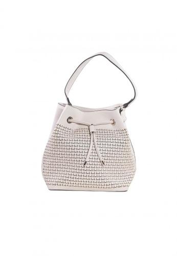 Bata white Ellie Women's Shoulder Bag 9C76EACF5624F7GS_1