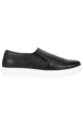 Tomaz black Tomaz C378 Slip On Sneakers (Black) A0CFBSHE2A0421GS_1