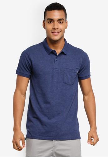Cotton On navy Icon Polo Shirt CE4CCAA8F5CF78GS_1