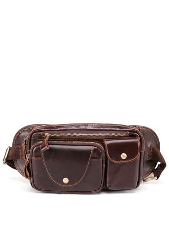 Twenty Eight Shoes Vintage Leather Fanny Pack 6449 A8CE5AC3B275E7GS_1
