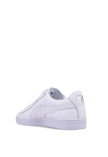 8ba574ebb35 Buy Puma Select Basket Ostrich Shoes Online on ZALORA Singapore