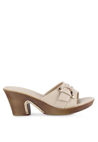 CLARETTE beige Heels Ellery CL076SH0UDWJID_1