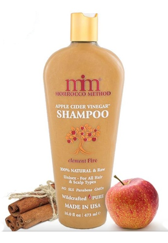 Morrocco Method Morrocco Method Apple Cider Vinegar Shampoo 354ml B6606BE06C1079GS_1