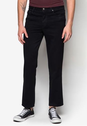 直筒牛仔褲, 服esprit 品牌飾, 牛仔褲