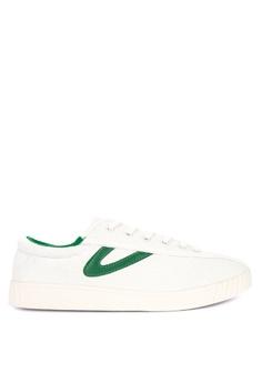 1ef1452785c Tretorn white Women s Nyliteplus Sneakers 87CB8SH12DA0BFGS 1