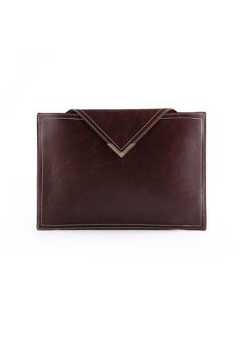 Lara brown Envelope Laptop Bags for Men F1A3EAC917205BGS_1