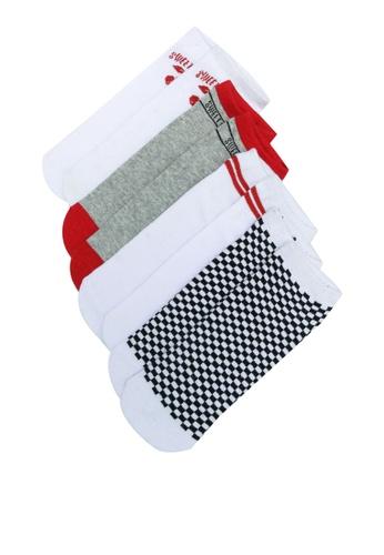 FOX Kids & Baby white Multipack Socks 4C5A0KA15B3B58GS_1
